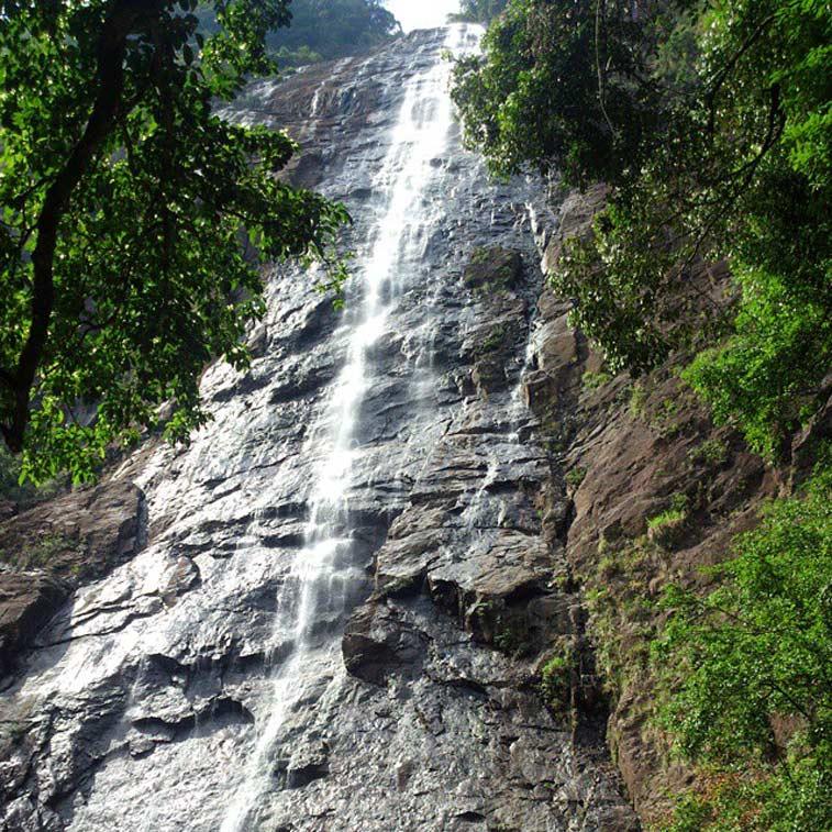 Водопады Батьма