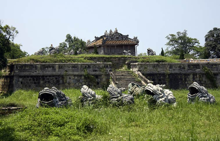 Императорский город в Хюэ - блоги о путешествиях