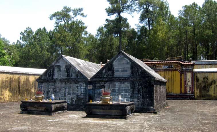 Императорские гробницы