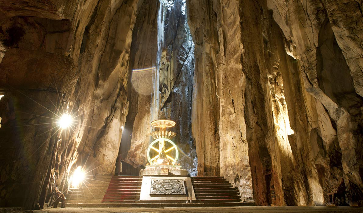 Мраморные горы в Дананге - блоги о путешествиях