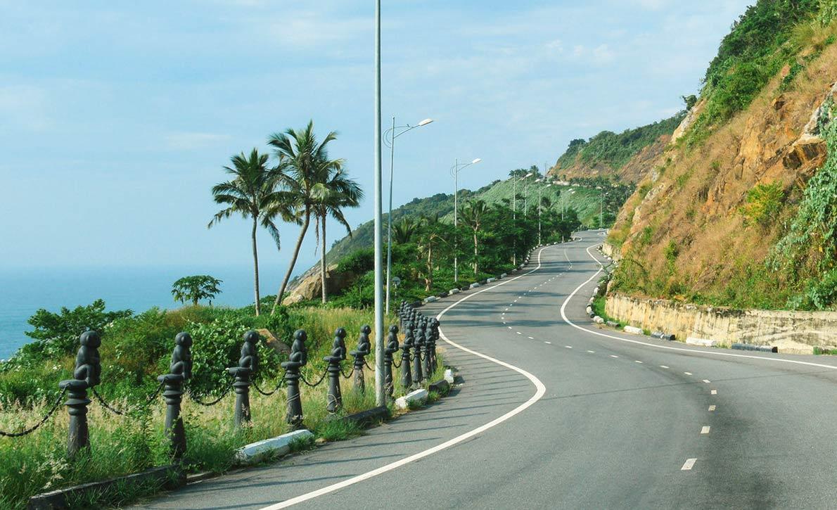 Сон Тра - гора и полуостров в Дананге