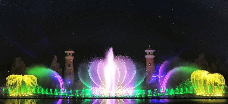 Парк развлечений Винперл, Нячанг
