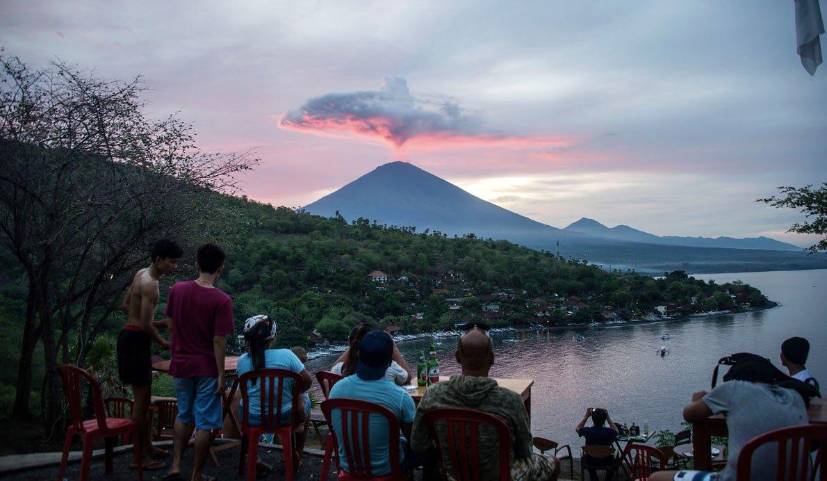 Типы вулканов
