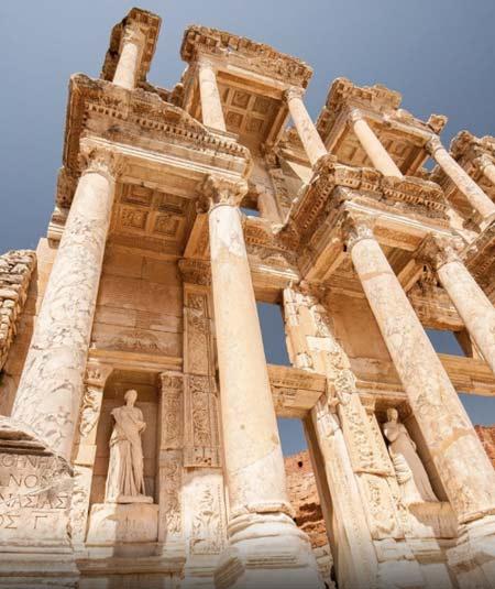 Древний Эфес - перекресток цивилизаций