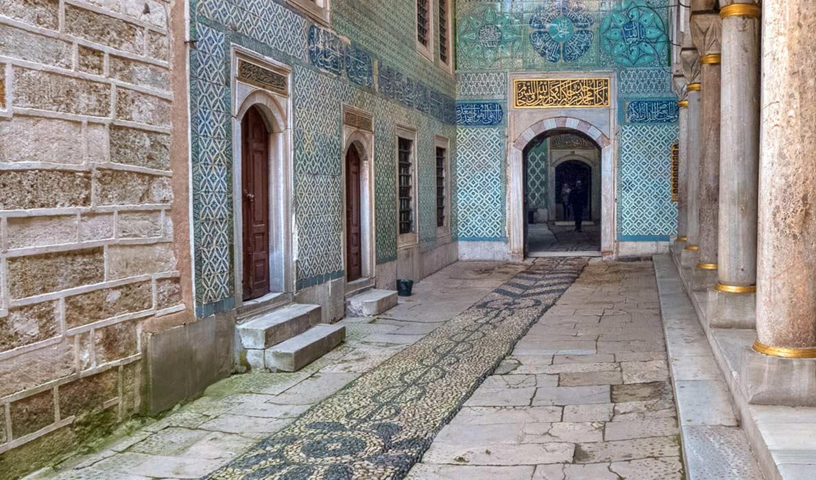 Султанский гарем, Топкапы, Стамбул