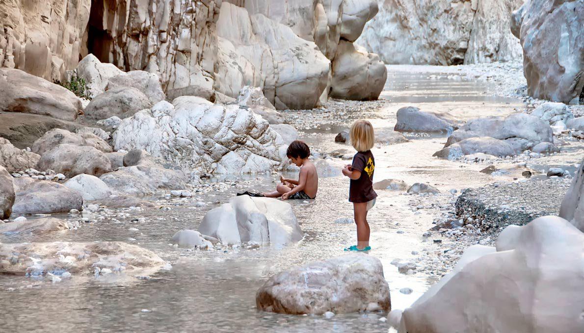 Ущелье Сакликент - несколько советов, тем кто планирует трек в ущелье
