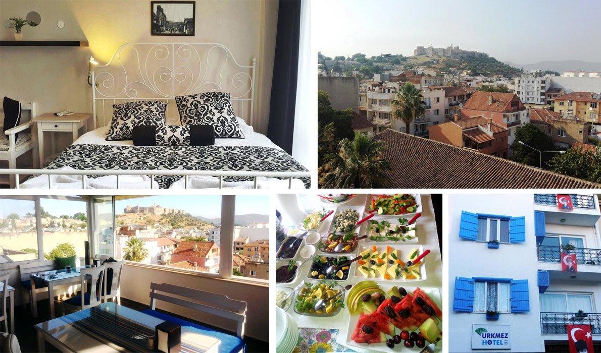 Гостиницы по маршруту: С рюкзаком по Турции
