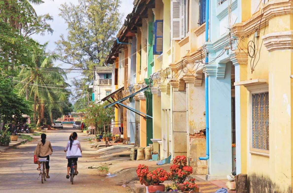 Камбоджа, Кампот