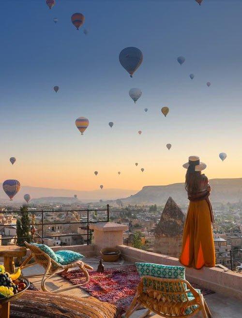 ТОП-места в Турции или ради чего ехать в Турцию