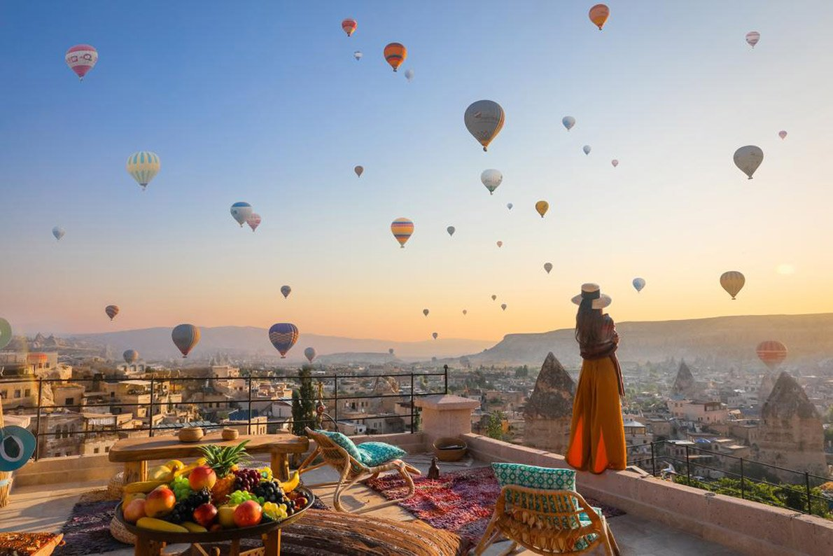 ТОП-мест в Турции или ради чего ехать в Турцию