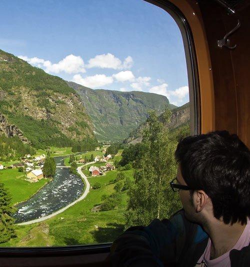 Норвегия в миниатюре - самостоятельно