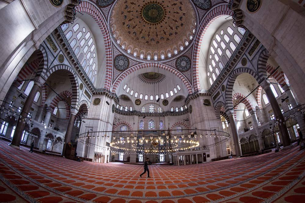 Мечеть Сулиймание