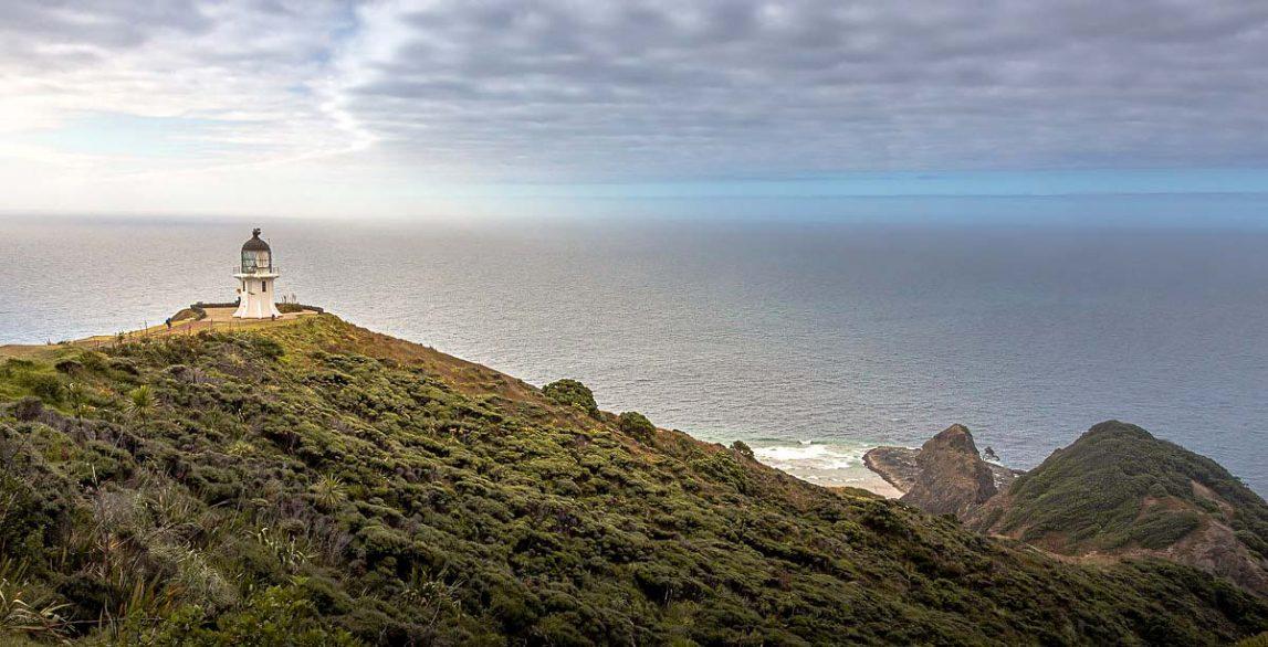 Мыс Реинга, Нортланд, Новая Зеланди