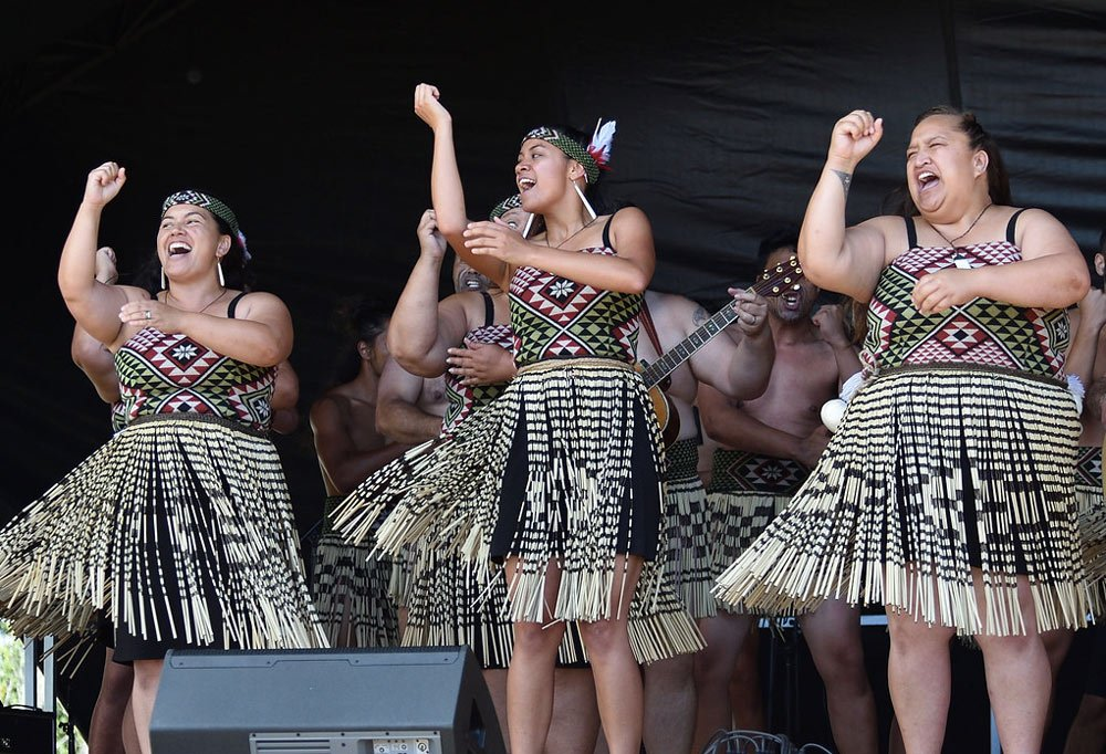 Перфоменсы маори