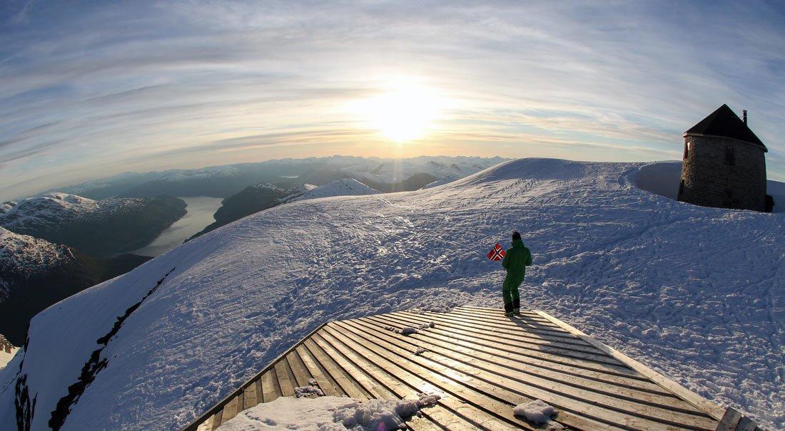 Гора Скола