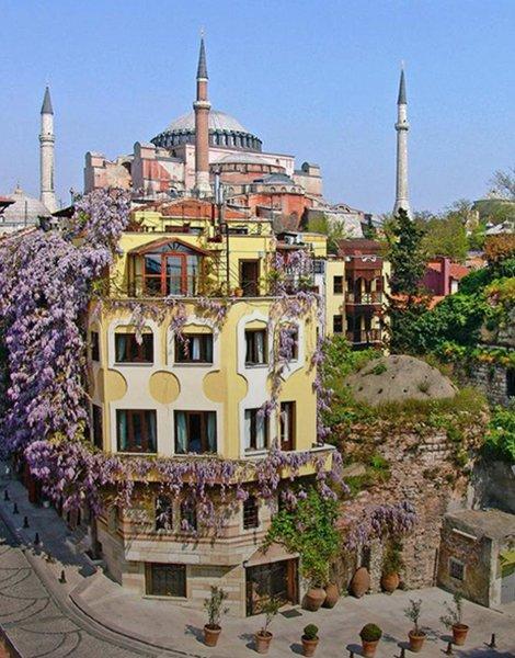 10 гостиниц Стамбула в османских особняках