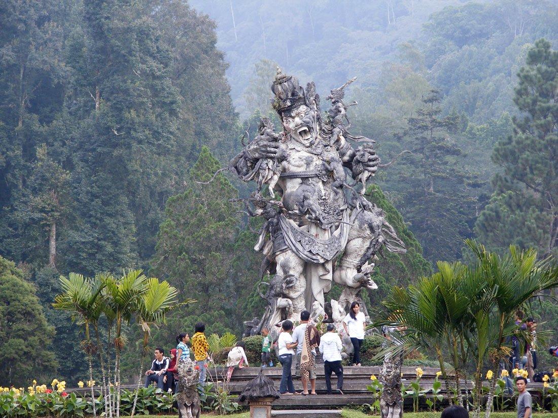 Ботанический сад, Бедугул