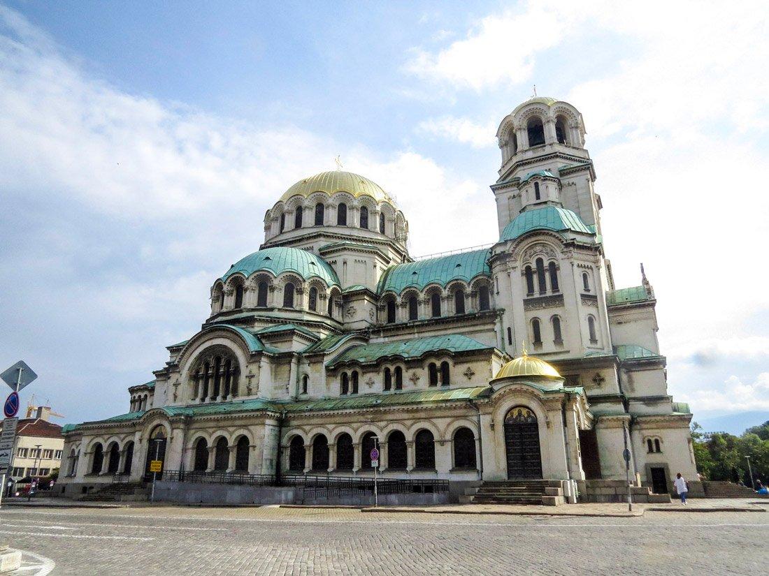 София - В доме на колесах по Болгарии