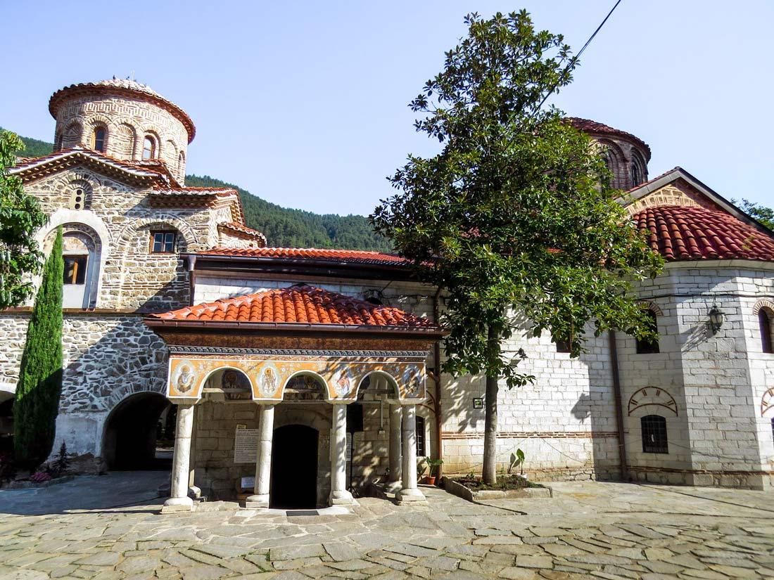 Пловдив - В доме на колесах по Болгарии