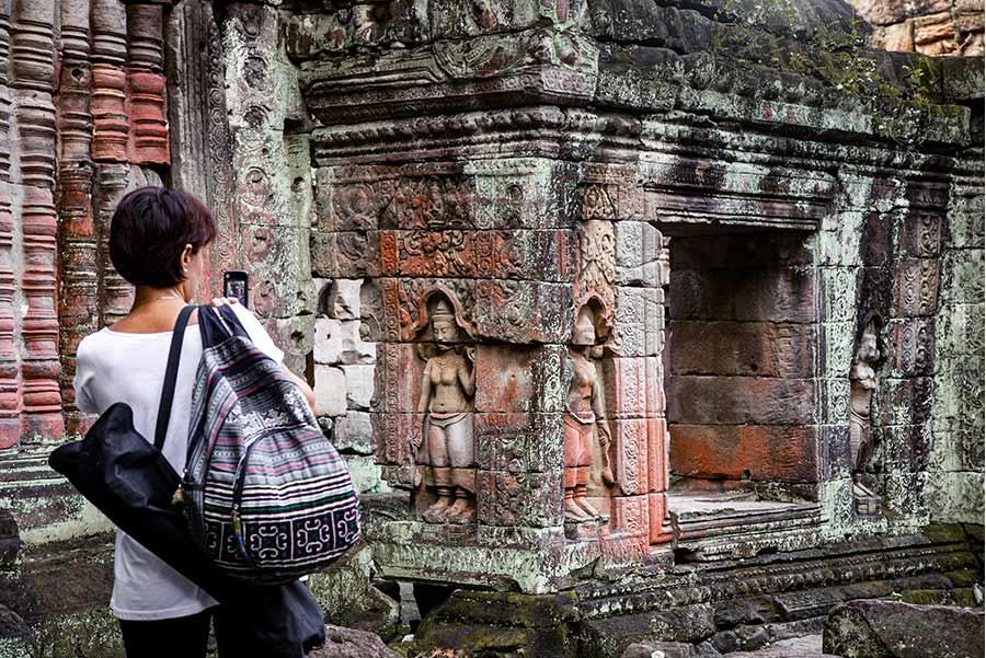 Храм Banteay Kdei - Ангкор и Сиемреап 3 или 4 дня