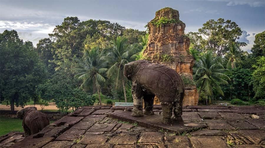 Восточный Мебoн - Ангкор и Сиемреап за 3 или 4 дня - что посмотреть, путешествуя самостоятельно