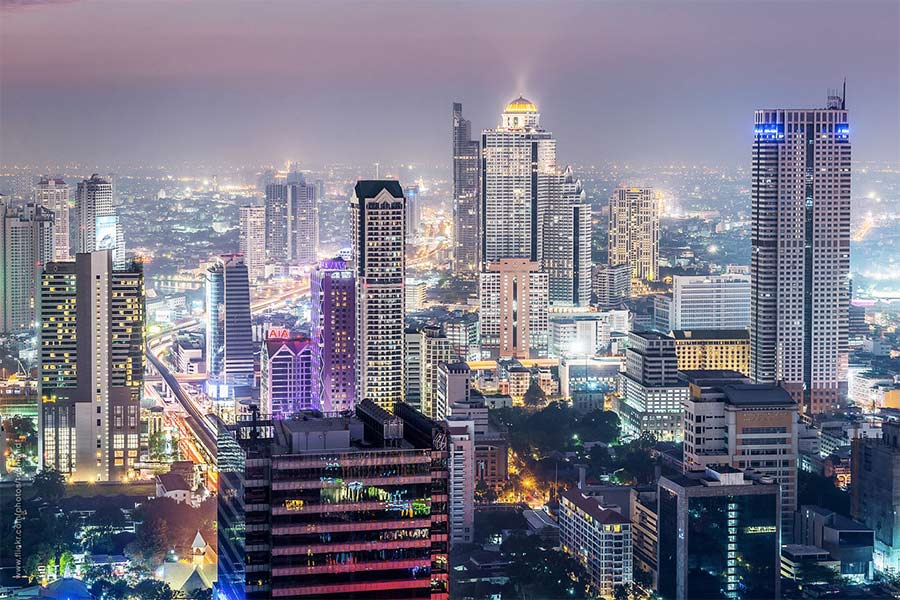 Современный Бангкок