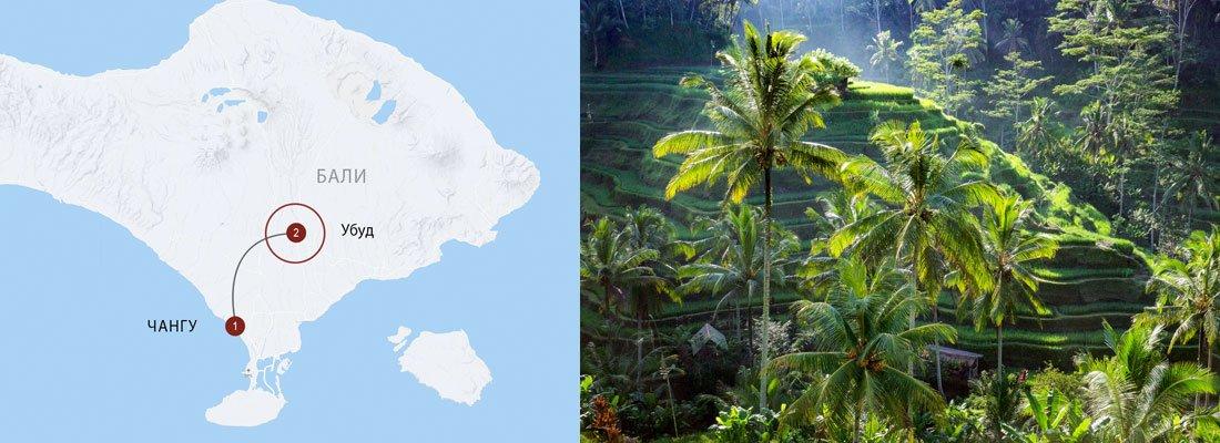 С острова на остров: Бали, Нуса Пенида и острова Гили - Убуд