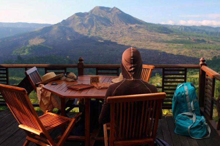 Кинтамани и вулкан Батур